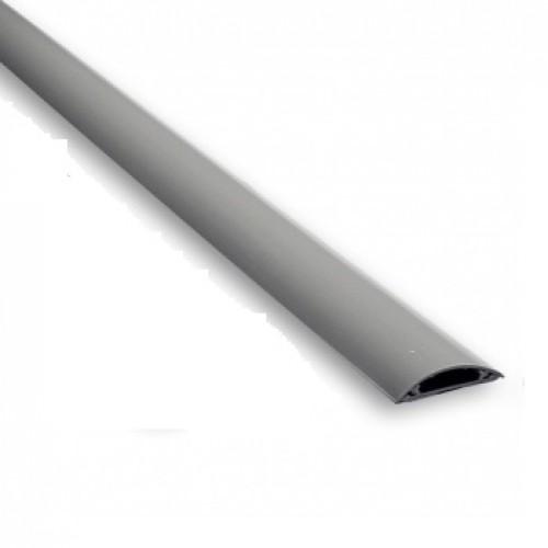 Короб напольный 50×11 мм , серый , 2 м
