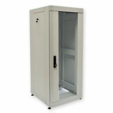 """Шкаф серверный 19"""" 33U, 610х675 мм (Ш*Г), усиленный, серый"""