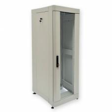 Шкаф 19″ 42U, 610х865 мм (Ш*Г), усиленный, серый