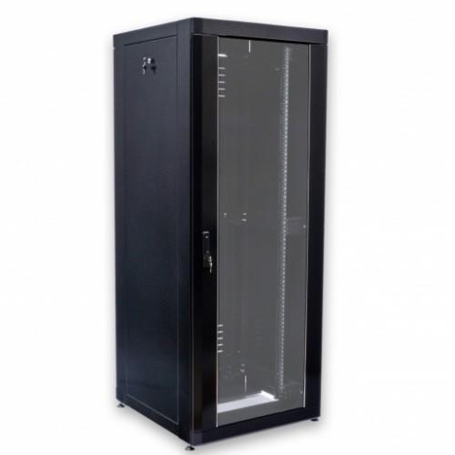 Шкаф 19″ 42U, 800х865 мм (Ш*Г), черный