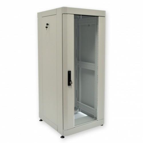 """Шкаф серверный 19"""" 45U, 800х865 мм (Ш*Г), серый"""