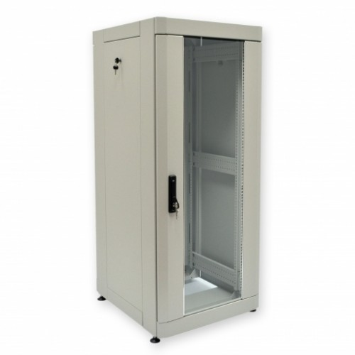 Шкаф 19″ 45U, 800х865 мм (Ш*Г), серый