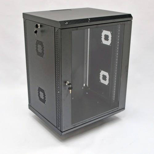 Шкаф 15U, 600х500х773 мм (Ш*Г*В), акриловое стекло