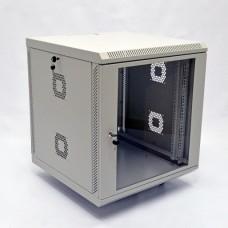 Шкаф 19″, 15U, 600х600х773мм (Ш*Г*В), акриловое стекло