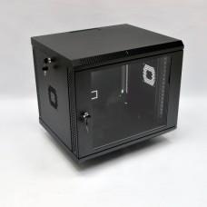 Шкаф 9U, 600х500х507 мм (Ш*Г*В), акриловое стекло