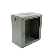 Шкаф серверный 12U, 600х350х640 мм (Ш*Г*В), акриловое стекло