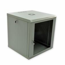 Серверный шкаф 12U, 600х600х640 мм (Ш*Г*В), акриловое стекло