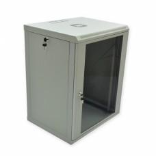 Серверный шкаф 15U, 600х500х773 мм (Ш*Г*В), акриловое стекло