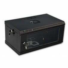 Шкаф серверный 4U, 600х350х284 мм (Ш*Г*В), акриловое стекло