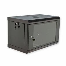 Шкаф серверный 6U, 600х350х373 мм (Ш*Г*В), акриловое стекло