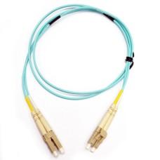 Патчкорд LC/UPC-LC/UPC MM (G50-OM3) 5м Duplex