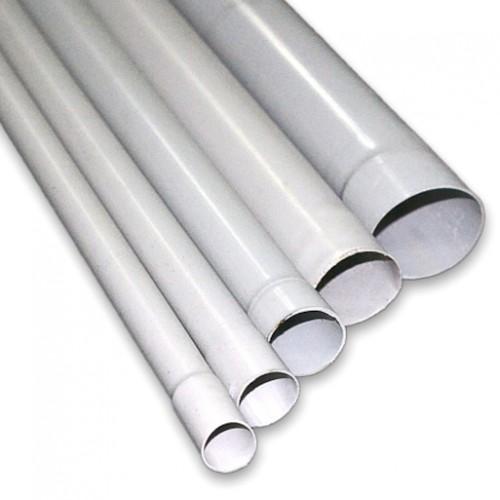 Труба для прокладки кабеля D20, ПВХ, 2 метра