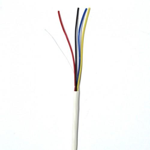 Кабель для сигнализации ALARM 4х0,22, многожильный, UTP