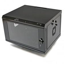 Шкаф серверный 7U, 600х600х417 мм (Ш*Г*В), акриловое стекло