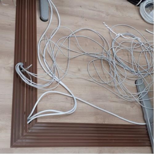 Как выполнить монтаж кабеля в офисных помещениях