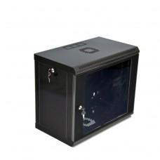 Серверный шкаф 9U, 600х350х507 мм (Ш*Г*В), акриловое стекло