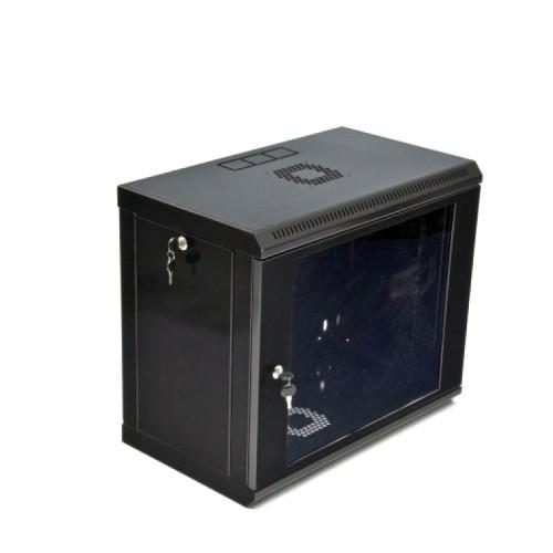 Шкаф 9U, 600х350х507 мм (Ш*Г*В), акриловое стекло