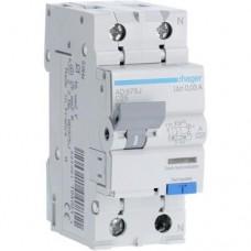 Дифференциальный автоматический выключательHager AD975J 25A