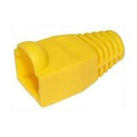 Колпачок для коннектора RJ45 желтый