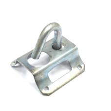 Крюк для опор для крепления бандажной лентой