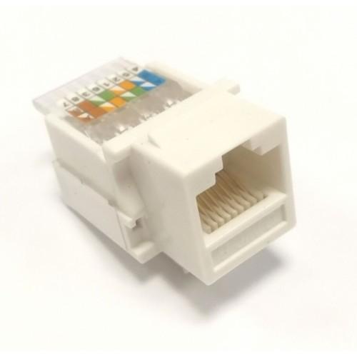 Модуль KeyStone RJ45 UTP, кат. 6, безинструментальный, L&W ELECTRONICAL