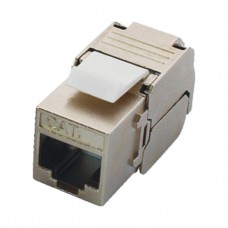 Модуль самозажимной KeyStone RJ45 STP, кат. 5е, Slim, L&W ELECTRONICAL