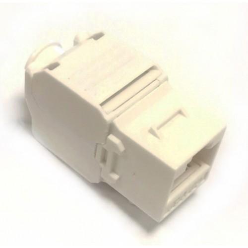 Модуль самозажимной KeyStone RJ45 UTP, кат. 6a, Slim, L&W ELECTRONICAL