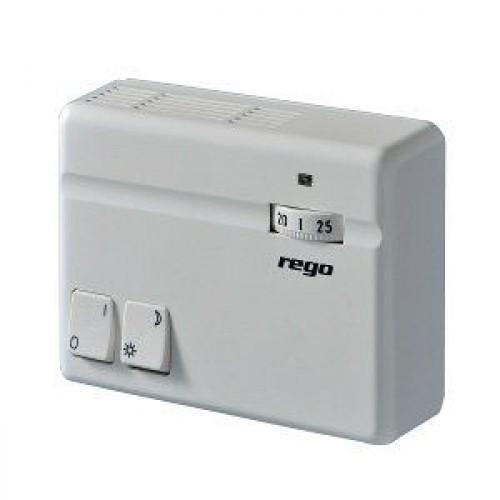 Термостат (500Вт) 2A 230V, температурный диапазон до 50 градусов
