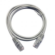 Патч-корд U/UTP, 0.5 метра, cat 6А, 30AWG Slim, L&W ELECTRONICAL