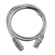 Патч-корд U/UTP, 1 метр, cat 6А, 30AWG Slim, L&W ELECTRONICAL