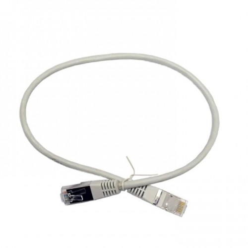 Патч-корд U/FTP, 3 метра, cat 6А, 30AWG Slim, L&W ELECTRONICAL