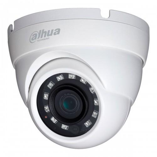DH-HAC-HDW1400MP (2.8 мм) Dahua 4 МП HDCVI уличная видеокамера