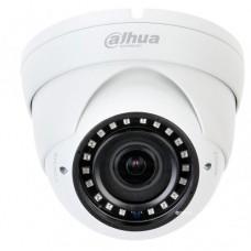 DH-HAC-HDW1000M-S3 (3.6 мм) Dahua 1 МП HDCVI купольная видеокамера