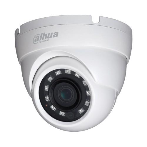 DH-HAC-HDW1100RP-S3 (2.8) Dahua 1 МП HDCVI купольная видеокамера