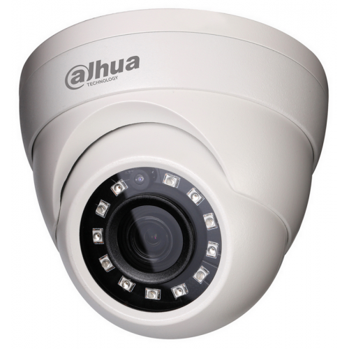 DH-HAC-HDW1200MP-S3 (3.6) Dahua 2 Мп водозащитная HDCVI видеокамера