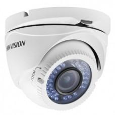 DS-2CE56D5T-IR3Z (2.8-12) Hikvision 2 Мп Turbo HD купольная видеокамера