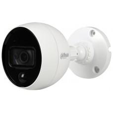 DH-HAC-ME1200BP-PIR Dahua 2 МП HDCVI MotionEye цилиндрическая видеокамера