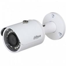 DH-HAC-HFW1000S-S2 (2.8 мм) Dahua 1 МП HDCVI цилиндрическая видеокамера
