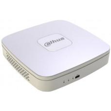 DH-NVR1A04-4P Dahua 4-канальный Smart 1U 4PoE сетевой видеорегистратор