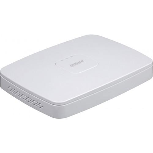 DH-NVR1A08-8P Dahua 8-и канальный Smart 1U 8PoE сетевой видеорегистратор