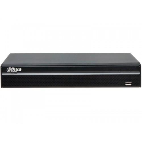 DH-NVR1A08HS Dahua 8-и канальный Compact 1U сетевой видеорегистратор