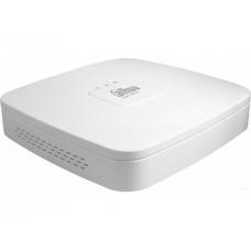 DH-NVR2104-P-S2 Dahua 4-канальный Smart PoE 1U сетевой видеорегистратор