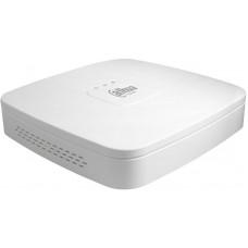 DH-NVR4104-4KS2 Dahua 4-х канальный Smart 1U 4K сетевой видеорегистратор