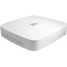 DH-NVR4104-P-4KS2 Dahua 4-х канальный PoE Smart 1U 4K сетевой видеорегистратор