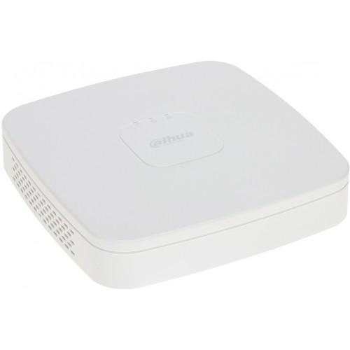 DH-NVR4108-4KS2 Dahua 8-и канальный Smart 1U 4K сетевой видеорегистратор