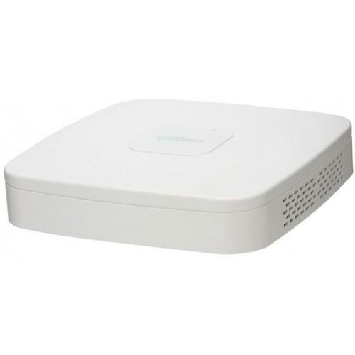 DH-XVR4104C-X Dahua 4-х канальный Penta-Brid 720p Smart 1U видеорегистратор