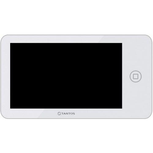 """Neo 7"""" Tantos (White) видеодомофон с сенсорным экраном DVR"""