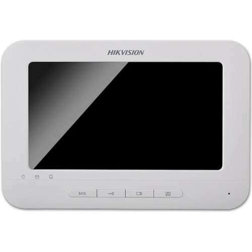 "DS-KH6310-W(L) Hikvision 7"" видеодомофон Wi-Fi сенсорный"