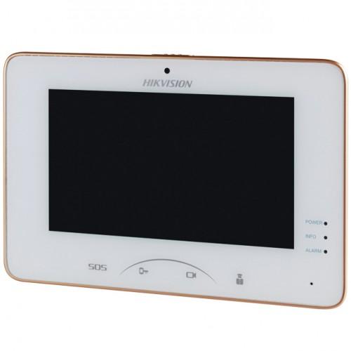 DS-KH8301-WT Hikvision IP видеодомофон Wi-Fi сенсорный