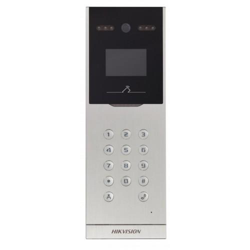 DS-KD8002-VM Hikvision многоабонентская IP вызывная видео панель